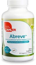 Abreve Vitamin C High Source Strength Immune Support Daily Wellness ~ Zahler