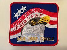 1999 World Scout Jamboree - BSA Contingent Jacket Patch