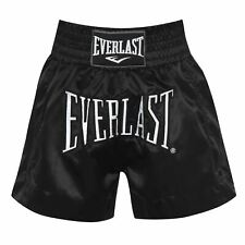 Everlast Thai Shorts Mens Gents Boxing Pants Trousers Bottoms Lightweight