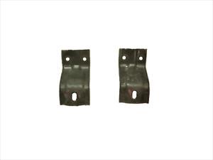 Jeep CJ 76-86 Stationary Fixed Rear Seat Bracket Pair (2)
