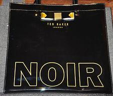 Ted Baker - WORDCON - NOIR Bow Word Icon Large Shopper Bag Black