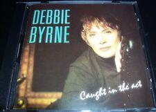 Debbie / Debra Byrne Caught In The Act CD – Like New
