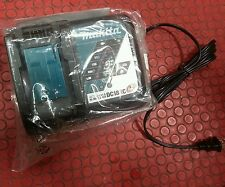 Makita DC18RC 18V Lithium-Ion Rapid Optimum Charger (630714-3)
