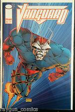 Vanguard #6 (1993) VF NM- 1st Print Image Comics