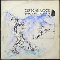 Depeche Mode - Everything Counts (In Larger Amounts) - MUTE - 12 BONG 3 - Vinile