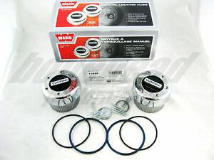Warn 11690 4WD Manual Locking Hubs 1999-2004 Ford Excursion