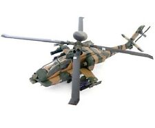 DeAgostini 1:100 JASDF Boeing AH-64D Apache Longbow Attack Helicopter, #DAJSDF03