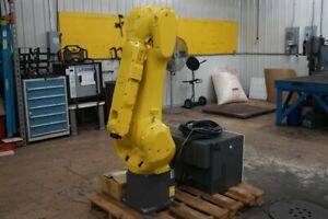 Fanuc M-20iB/25 Robot System w/ R-30iB Control N.O.S Unused w/ WARRANTY