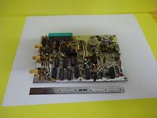 GRC-206 BOARD RUBIDIUM ATOMIC CLOCK MIL SPEC FREQUENCY STD AS IS BIN#W8-DC-08