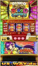 S-0095 Las Vegas Slot Maschine Spielautomat Geldspielautomat Einarmiger Bandit