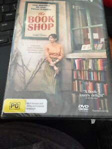 THE BOOK SHOP - EMILY MORTIMER/ BILL NIGHY - REGION 4 - NEW *FREE STD POST*