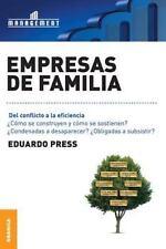 Empresas de Familia (Paperback or Softback)