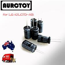 LCD Monitor Capacitor Repair Kits for LG 42LC7D-AB power board repair AU seller