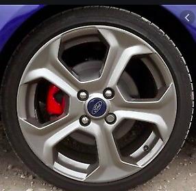 Ford Fiesta ST RADO GREY Alloy Wheel Spray Paint For ST2 ST3