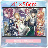 Wall Poster Scroll Anime The Rising of The Shield Hero Home Decor 60×90cm #X11