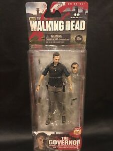 The Walking Dead McFarlane Toys The Governor Action Figure