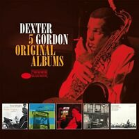 Dexter Gordon - 5 Original Albums [New CD] UK - Import