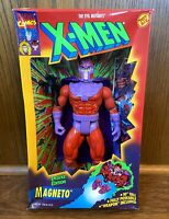 "Magneto Vintage X-Men Deluxe Edition 10"" Action Figure New NIB Toybiz 1994 90s"