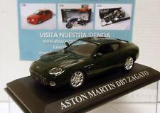 ASTON MARTIN DB7 ZAGATO 1/43 ALTAYA