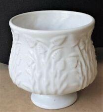 Vintage Cache pot VETTER 121-15 Céramique des années 1960 W-Germany H 15 cm D 14