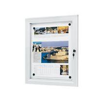 espositore vetrina con metallo H40 x L31cm bar chalet panifici rosticceria hotel