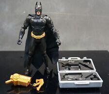Batman Begins Movie Battle Gear Batman Action Figure Mattel 2005