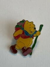 Winnie The Pooh With Walking Stick And Backpack Disney Pin (B2)