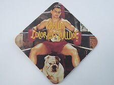 BEER PUB COASTER: Kahlua Colorado Bulldog <> Add Coke And Cola <> Anything Goes!