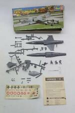 Revell H-199 Lockheed F-104 Starfighter Plastic Kit 1:64 Scale Unmade In Box O8
