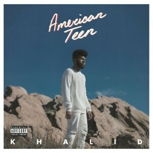 American Teen [PA] by Khalid (R&B) (CD, Mar-2017, RCA) NEW