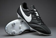 THE NIKE PREMIER SG FOOTBALL BOOTS UK 10 EUR 45 US 11 BLACK WHITE TIEMPO RARE