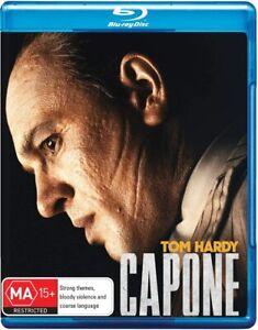 Capone (Blu Ray, 2020) NEW & SEALED