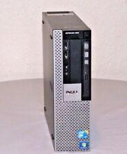 Dell Optiplex 960 Desktop SFF 160GB HD Core 2 Duo 3.0 Ghz 4GB Win 10  Pro