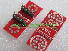 2x TO-99 Single to DIP8 Dual Opamp PCB Adaptor LME49710HA OPA627BM