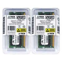 8GB KIT 2 x 4GB Toshiba Satellite C675-S7103 C675-S7104 C675-S7106 Ram Memory