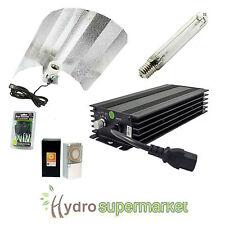 600w LUMii Black Electronic Digital Dimmable Ballast Super Lumen - 250w 400w
