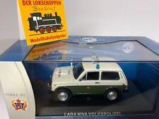 Cars&Co, IST, Lada Niva VoPo Volkspolizei, 1:43, neuwertig, OVP  [B]