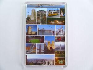 Lisbon, Portugal - Novelty Fridge Magnet