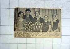 1951 Arnold High School Reunion Dinner, Bagshaw, Moore, Grime, Horner