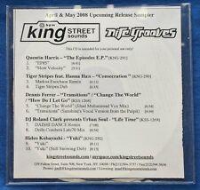 King Street CD Promo 10 Mixes 2008 Sampler Quentin Harris Hanna Hais Urban Soul