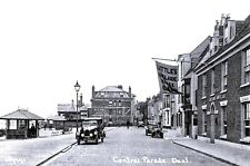 Central Parade Deal, Kent 1920s - 6 x 4 inch Photo on Archival Matt 230gsm 45N