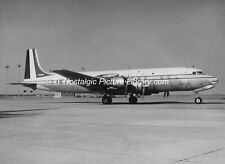 AV 20 PHOTO  AIR ALITALIA I-DUVI DC 7F
