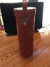 Vintage PCP Brand Portable Water Purifier in Leather Case