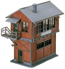 FALLER 120120 H0 sehr schönes, kleines Stellwerk Mittelstadt 83x62x101mm NEU OVP