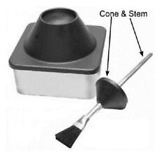 Leather Craft Teflon Glue Pot Cement Keeper Anti-Evaparator
