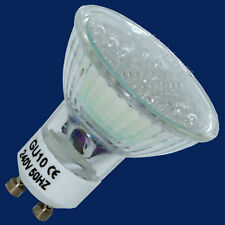 GU10 52 LED Energy Saving Light Bulb £8.99 Cool White