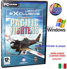 PACIFIC FIGHTERS PC CD ROM INGLESE GIOCO @ @ WIN NUOVO