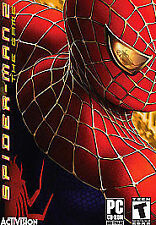 Spider-Man 2: The Game (PC, 2004) GREAT QUALITY