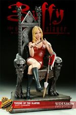 Sideshow EXCLUSIVE - Buffy The Vampire Throne  of the Slayer Maquette - 184/400