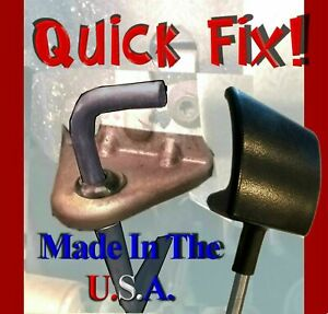 FORD RANGER PARKING BRAKE RELEASE HANDLE REPLACEMENT (MONEY BACK GUARANTEE)